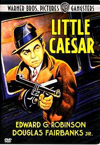 Cartel de cine negro 1931