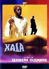 Cartel de cine africano senegales 1975