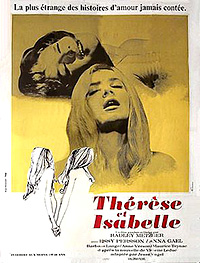 Cartel de la pelicula Therese And Isabelle