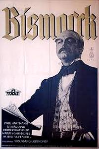 Cartel de cine historico aleman 1940