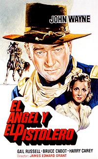 Cartel de cine oeste 1947