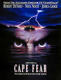 Cartel de cine intriga 1991