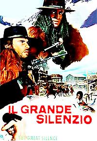 Cartel de cine spaghetti western 1968