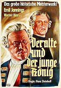 Cartel de cine histórico 1935