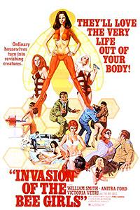 Cartel de cine terror friki 1973