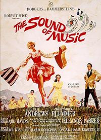 Cartel de cine musical 1965