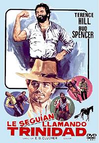 Cartel de cine oeste 1971