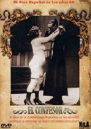 Carte de la película El Confesor